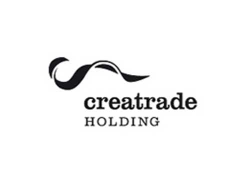 Logo creatrade holding Referenz