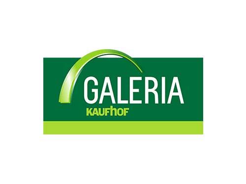 Logo Galeria Kaufhof Referenz