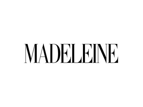 Logo Madeleine Referenz