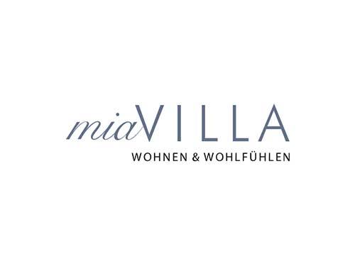 Logo MiaVilla Referenz