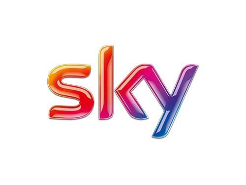Logo Sky Referenz