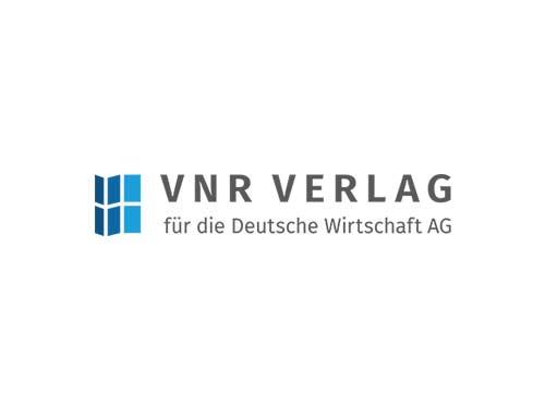 Logo VNR Verlag Referenz